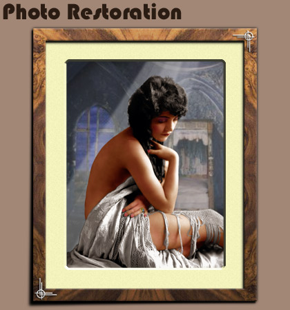 Creative Photo Restoration London East E1