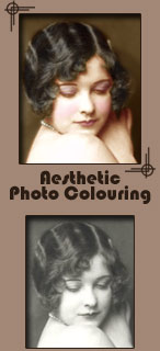 Picture Reproduction -  Reproduction of Old Restored Images for Wood Green