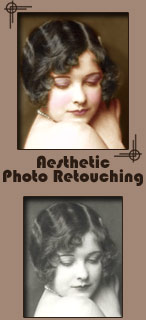 Picture Restoring -  Black and White To Colour Photo Restoration - Dalston