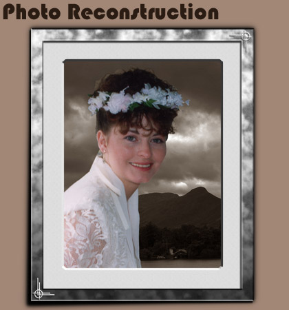 Wood Green N22 Restoring Wedding Photos